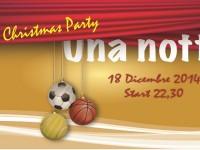 Giovedì 18 Dicembre Festa Universitaria #unanottedaCUS