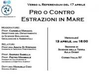 Verso il referendum sulle trivelle: pro o contro? 2.0