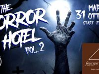 The Horror Hotel: Martedì 31 Ottobre festeggia il tuo Halloween al 4SPA