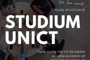 Guida all'utilizzo di Studium Unict